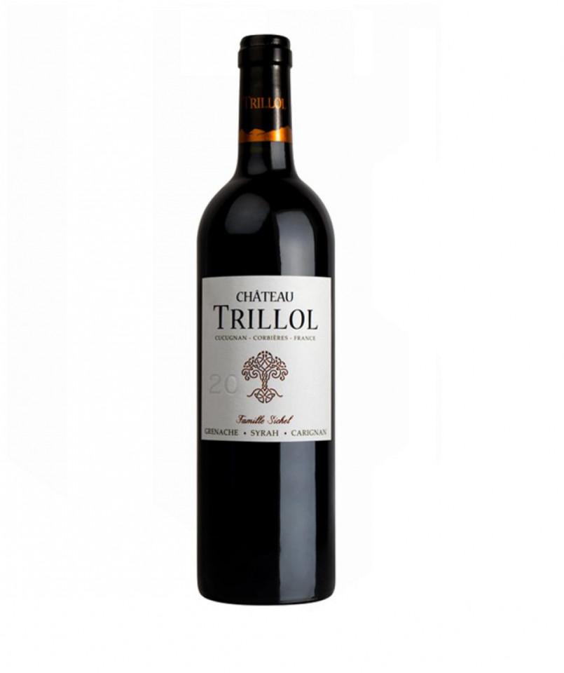 Sichel Chateau Trillol 2014 0.75L