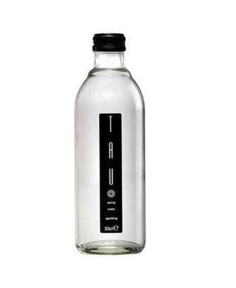Tau Sparkling Water Glass Bottle 24 x 330ml