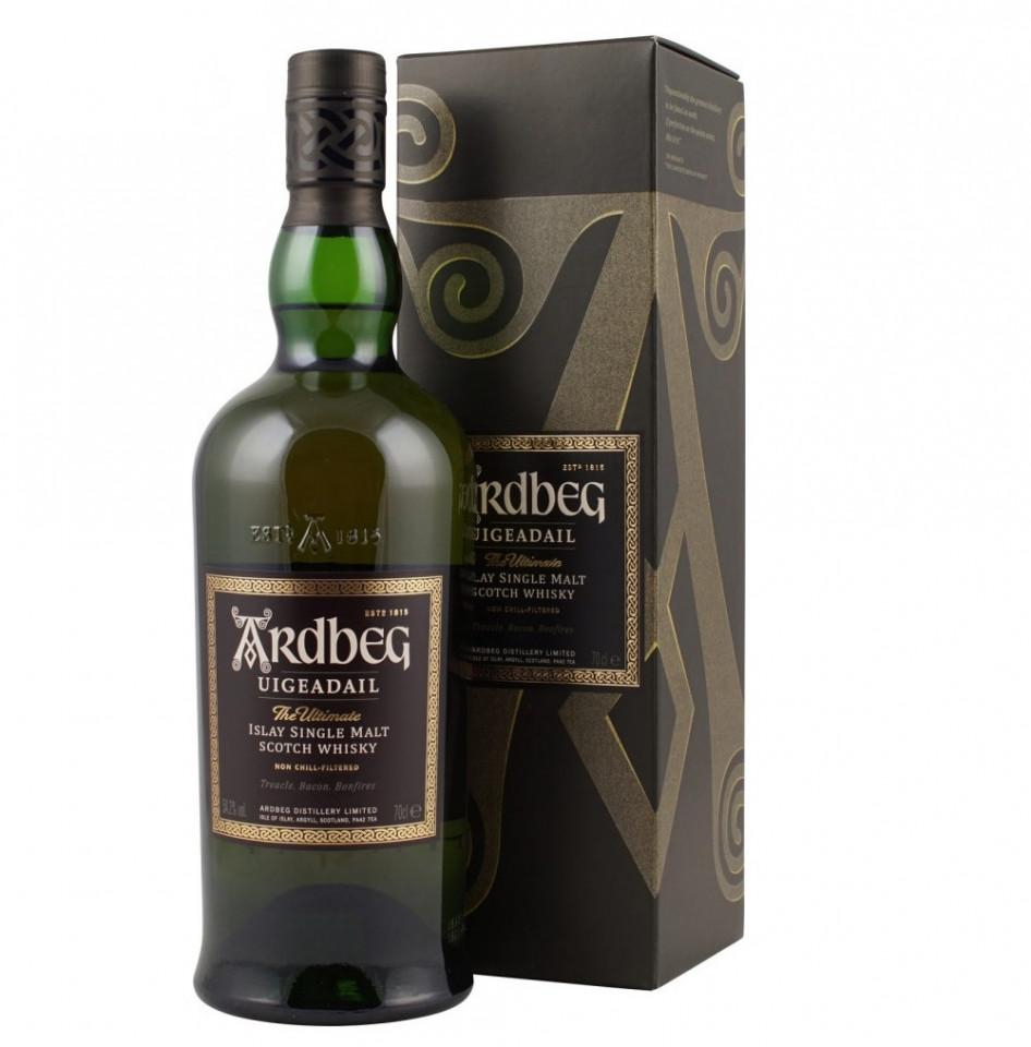 Ardbeg Whisky Uigeadail 0.7L