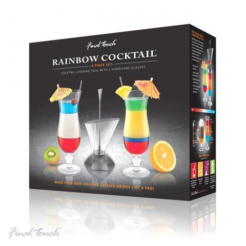 Final Touch Set Coktail CD 3163