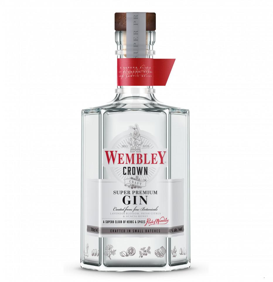Wembley Gin Crown 40° 0.7L