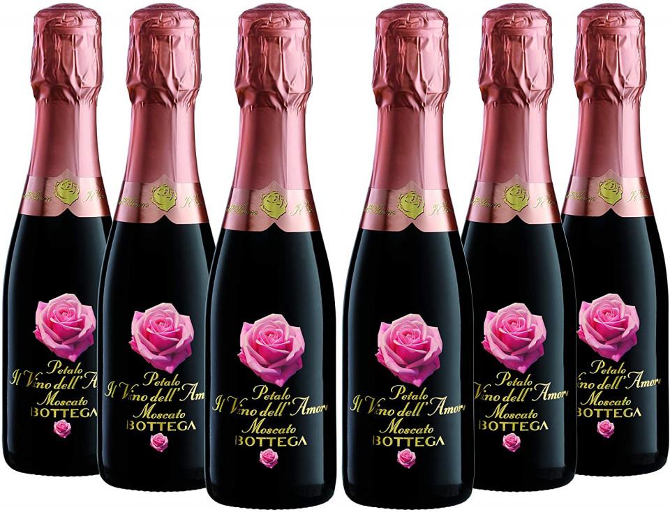 Bottega Il Vino dell'Amore Petalo Moscato 200ml
