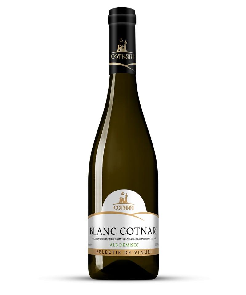 Cotnari Selectie Blanc 0.75L