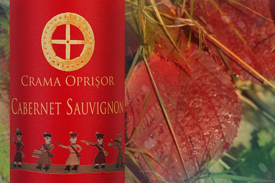 Crama Oprisor Cabernet Sauvignon 0.75L