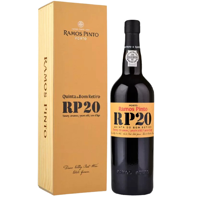Ramos Pinto Quinta do Bom Retiro Porto Tawny 0.75L