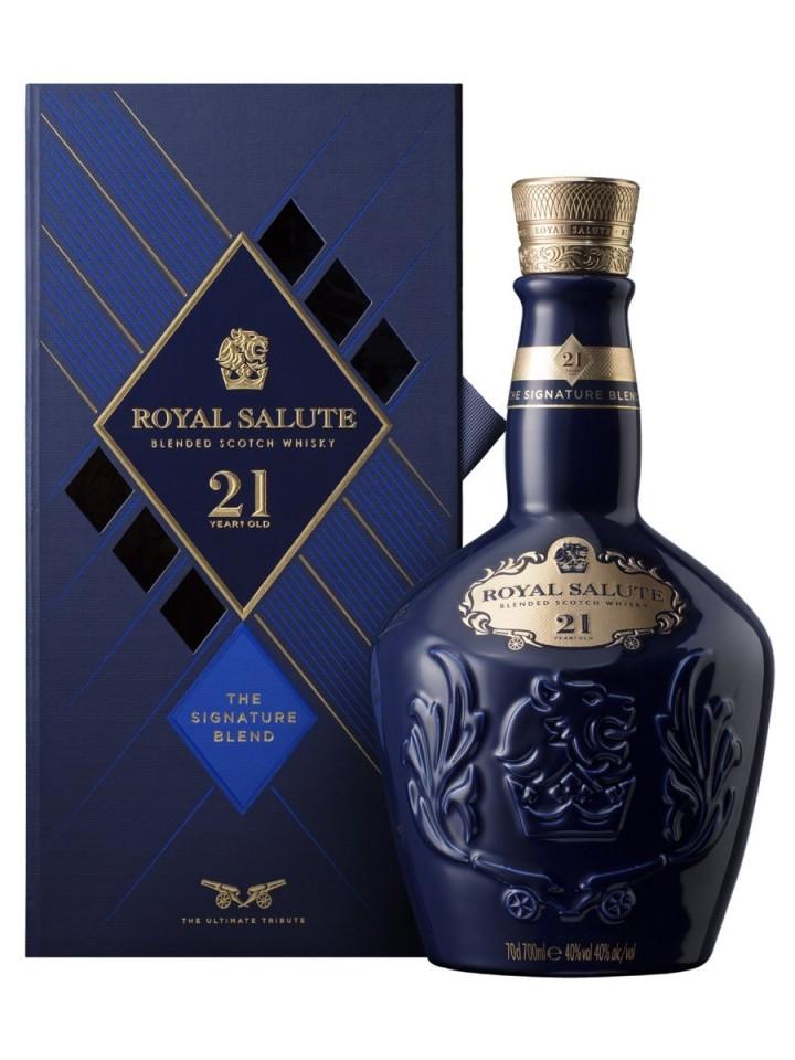 Royal Salute 21 YO 0.7L