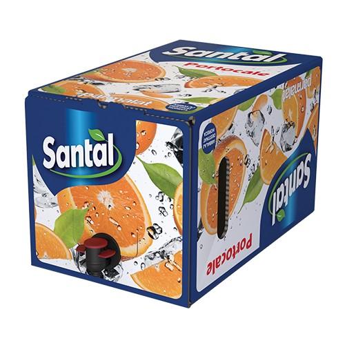 Santal Bag In Box Portocale 10L