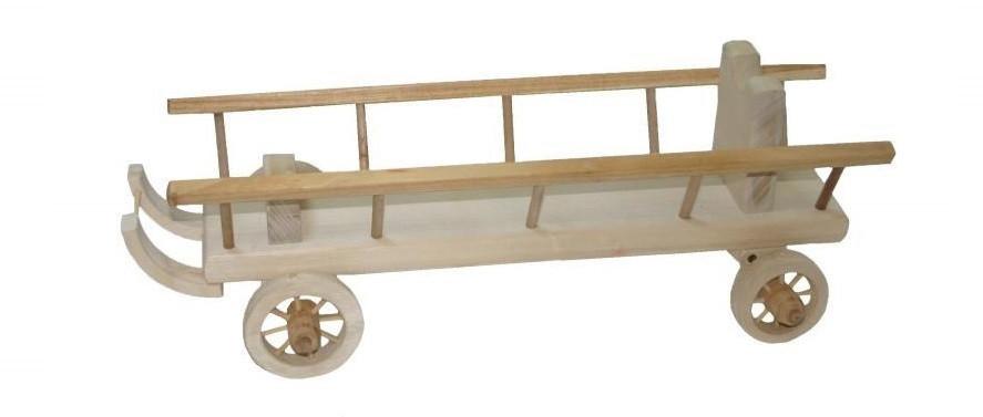 Suport caruta din lemn