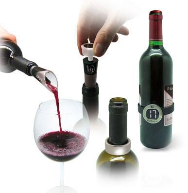 Vin Bouquet Set 4 Accesorii Vin