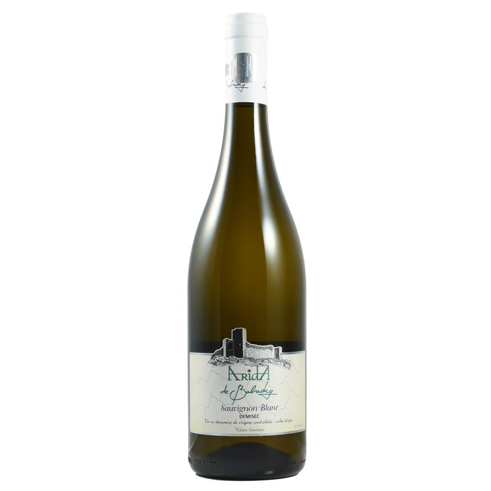 Crama Liuta Arida Sauvignon Blanc De Babadag 0.75L