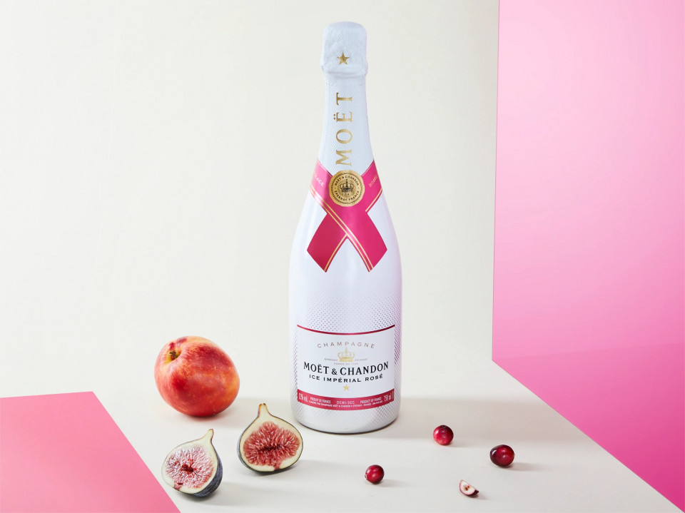Moet & Chandon Ice Rose Imperial 0.75L