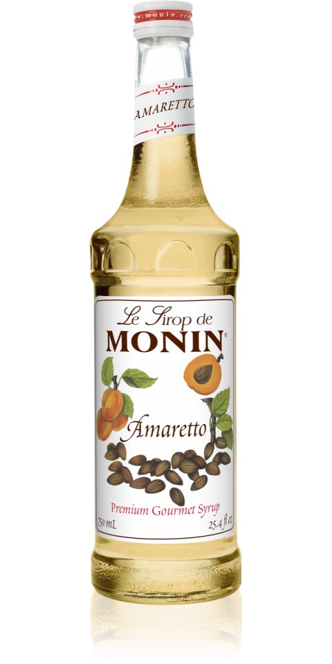 Monin Amaretto Sirop
