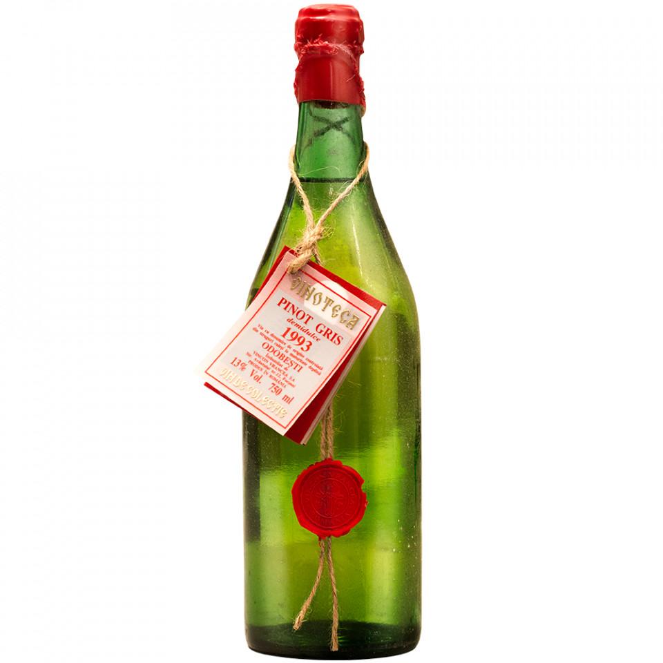 Vincon, Vinoteca, Pinot Gris 1993, Demidulce, 13%, 0.75L
