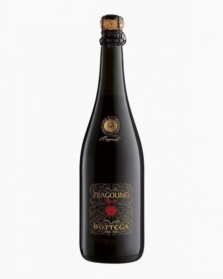 Bottega Fragolino Rosso L'Originale 0.75L