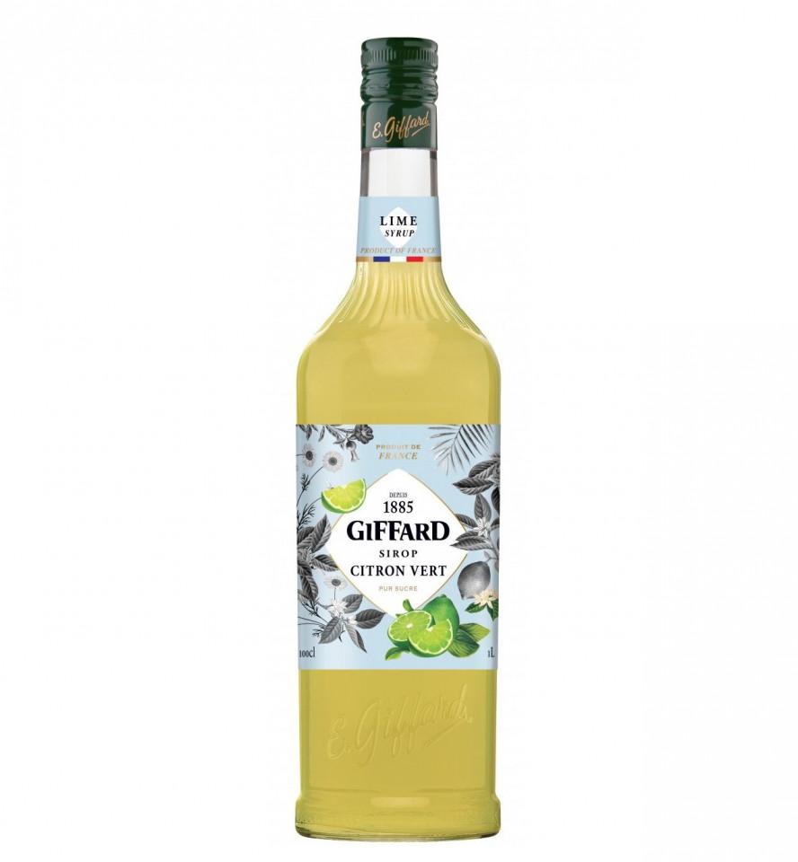 Giffard Sirop Lime 1L