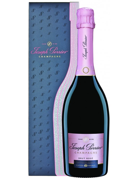 Joseph Perrier Cuvee Royale Rose Champagne France Cutie