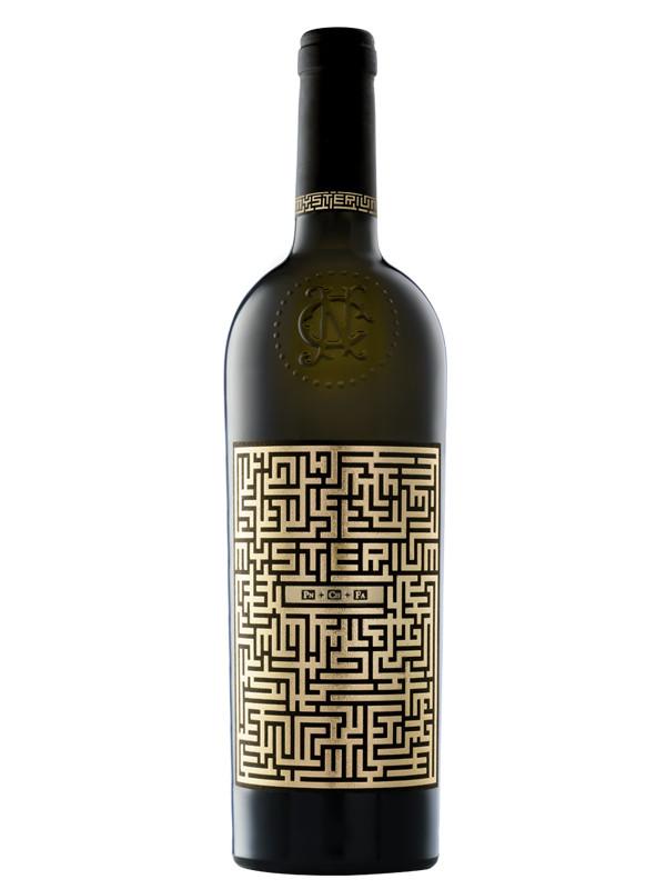 Jidvei Mysterium Pinot Noir & Chardonnay & Fetească Albă 0.75L