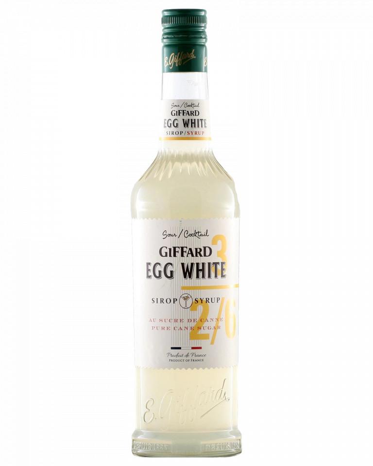 Giffard Sirop Egg White 0.7L