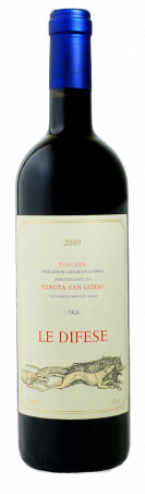 Le Difese 2017 Toscana IGT 0.75L