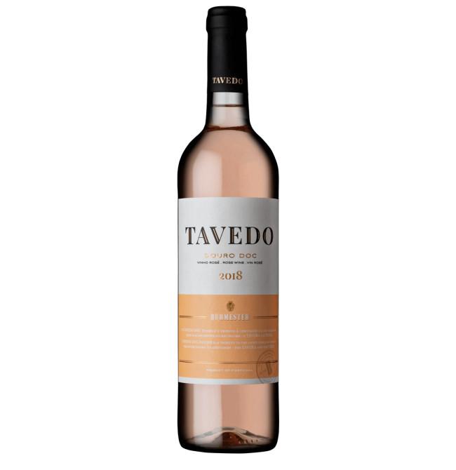 Tavedo Douro, Rose Sec, 2018, 0.75L, 12% alc. Portugalia