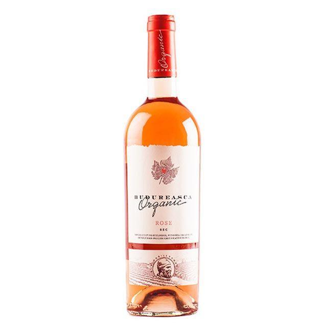 Budureasca Organic Rose 0.75L