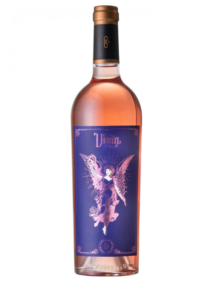 Cooperativa Enologica Romana Vimn Rose Cabernet Sauvignon Magnum 1.5L