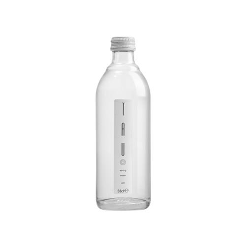 Tau Still Water Glass Bottle 24x330ml