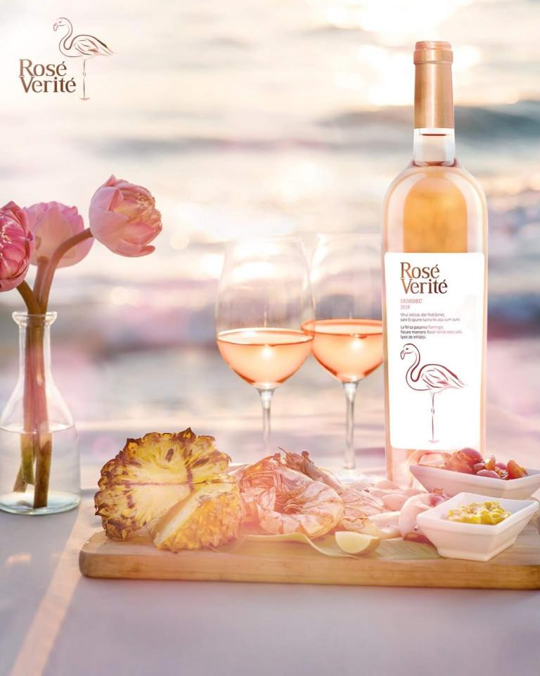 Vincon, Rose Verite, Cabernet Sauvignon, Demisec, 13%, 0.75L