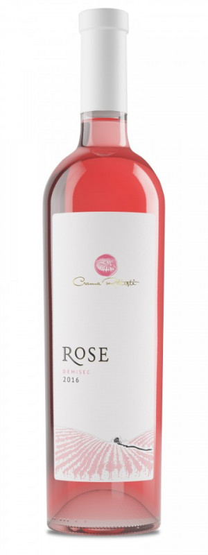 Poze Crama Ratesti Rose 2017