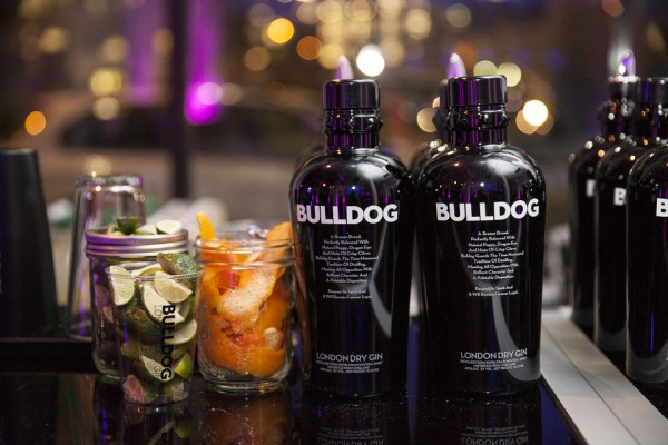 Poze Bulldog Gin 700ml