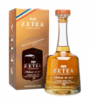 Zetea Palinca de Caise Cutie 50% 0.7L