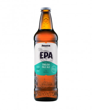 Primator EPA English Pale Ale 0.5L