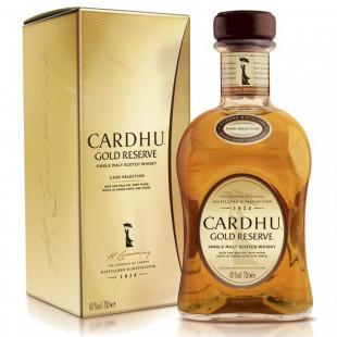 Cardhu Gold Reserve Whisky Single Malt 0.7L