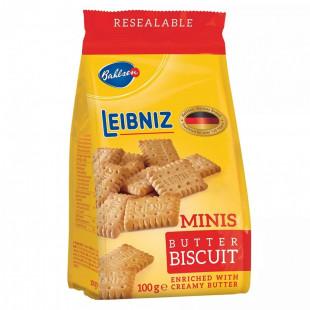 Biscuiti Leibniz Minis 100g