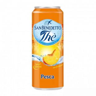 San Benedetto Ceai piersica doza 330ml