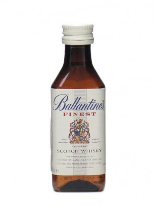 Ballantine's Finest Blended Scotch Whisky 50ml