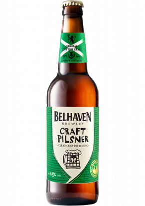 Belhaven Craft Pilsner 0.33L