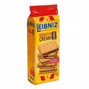 Biscuiti Leibniz Keks and Cream 228g
