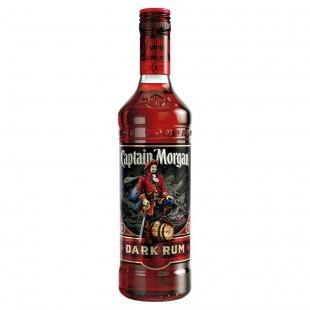 Captain Morgan Dark Rum 0.7L