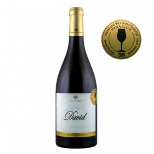 Crama Viisoara Chardonnay Barrique David 0.75L