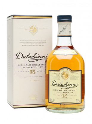 Dalwhinnie Whisky Single Malt 15 Years Old
