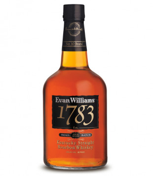 Evan Williams 1783 Small Batch 0.7L