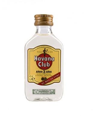 Havana Club 3 Anos 0.05L