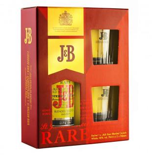 J&B Rare Cutie Pahare 0.7L