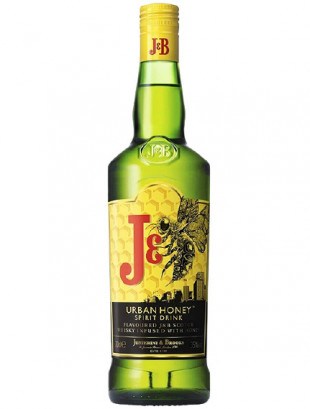 J & B Urban Honey 0.7L
