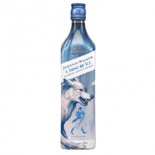Johnnie Walker Game of Thrones - Song of Ice 0.7L