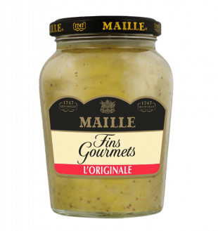Maille Mustar Dijon Fin Gourmet 375ml