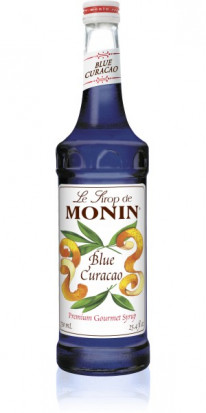 Monin Blue Curacao Sirop