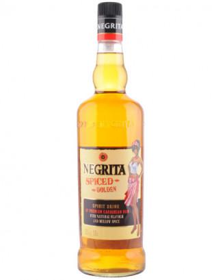 Negrita Spiced Rum Gold 0.7L