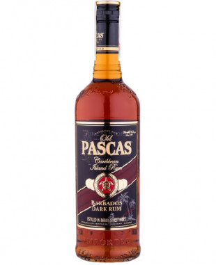 Old Pascas Rum Dark 0.7L